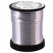Reduced Silver Plated wire  0.315mm (28 gauge) Craft Wire work